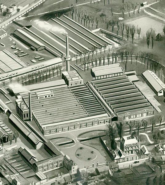 L'usine de Beauvais